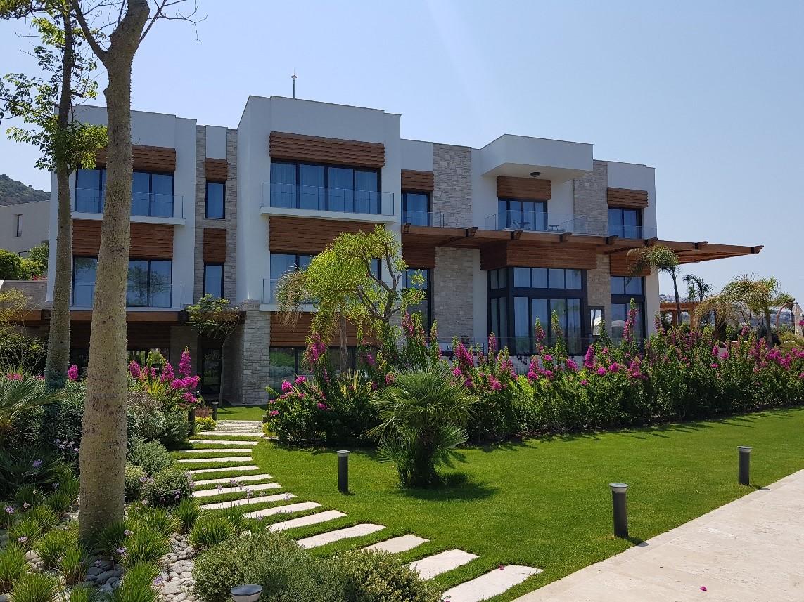 Allium Villas Boutiqe Hotel bodrum
