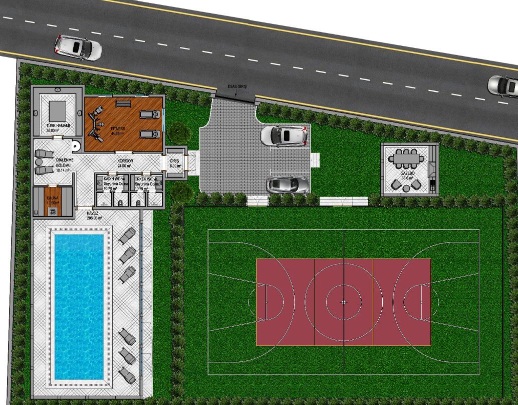 Badamdar Fitnes Center 05